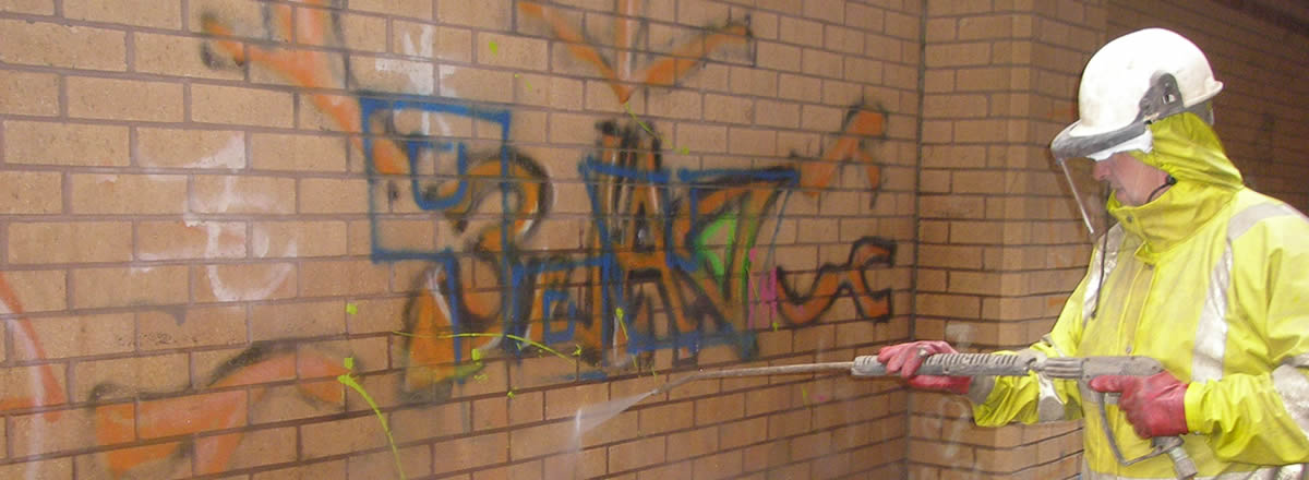 graffiti removal Southport